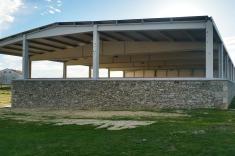 Pabellon Deportivo 1