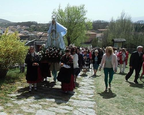 Virgen del Gozo - Romeria 1