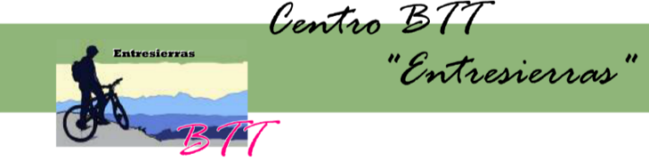 Centro BTT Entresierras - Logotipo 2