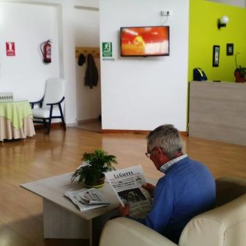 Residencia - Salón 2