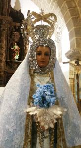 Virgen del Gozo - 3 cr